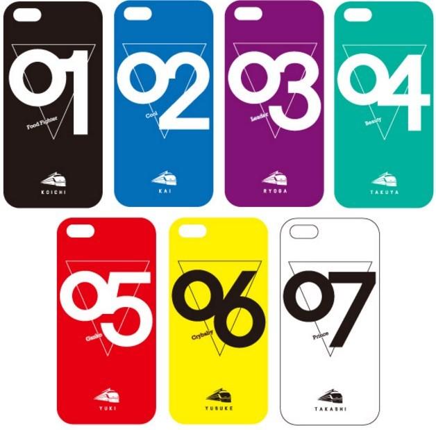 超特急 iphoneケース 8